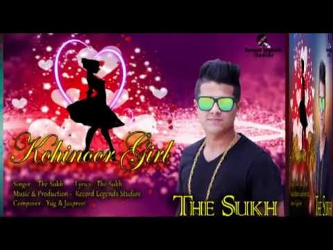 Kohinoor Girl | The Sukh | Record Legends Studios | Latest Punjabi Song