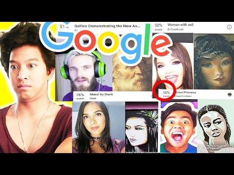 Xxx Mp4 Google Arts Selfie App With Youtubers Pewdiepie Natalies Outlet Karina Garcia Guava Juice 3gp Sex