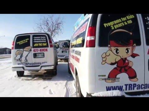 TRP Academy Winnipegs Martial Arts 204 477 5425