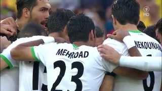 IRAN vs NIGERIA World Cup 2014