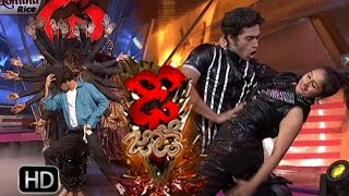 Dhee Jodi |  22nd February 2017    | Full Episode | ETV Telugu