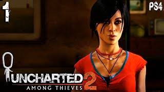 Let's Play ► Uncharted 2: Among Thieves - Part 1 - Rock and a Hard Place [Blind][Drake Collection]