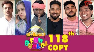 Fun Bucket | 118th Episode | Funny Videos | Telugu Comedy Web Series | By Sai Teja