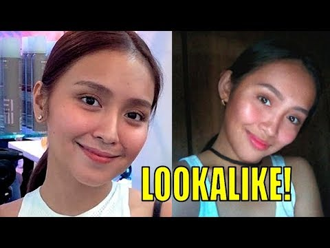 VIRAL! Meet Kathryn Bernardo's SUPER LOOKALIKE! Who is she?