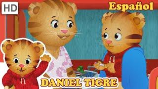 Daniel Tigre en Español - Daniel Recibe Una Inyección (Episodios Completos en HD)