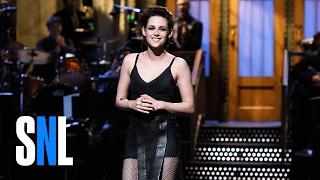 Kristen Stewart Monologue - SNL