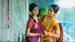 Kerala Best Hindu Wedding Highlights Ever 2016 MEERA / DEVADATT / First Time in Kerala