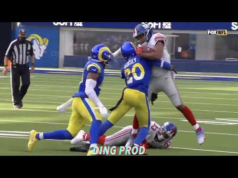 NFL Biggest Hits of The 2020 2021 Season HD