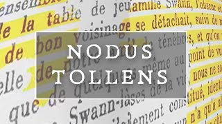 Nodus Tollens: When Your Life Doesn't Fit into a Story