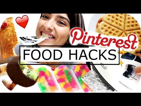 Xxx Mp4 PINTEREST Food Hacks LIVE TEST Pizza Waffel EIS Selbermachen DIY SNACKS Sanny Kaur 3gp Sex