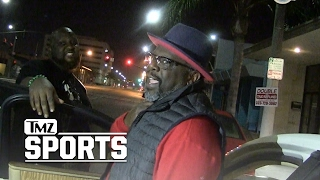 Cedric the Entertainer Says Steelers Win UNLESS PATS CHEAT! | TMZ Sports