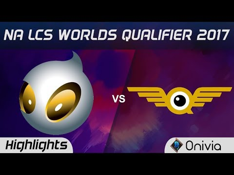 Xxx Mp4 DIG Vs FLY Highlights Game 1 NA LCS Worlds Qualifier 2017 Team Dignitas Vs FlyQuest By Onivia 3gp Sex