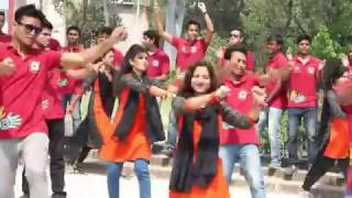 Rajshahi University Rag Day Flash Mob, Marketing 16th Batch