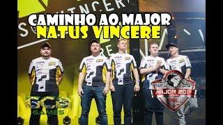 CS:GO - Caminho ao Major: Natus Vincere [PGL Major Krakow 2017]