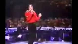 Michael jackson singing islamic song