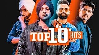 Top 10 Hits   Video Jukebox   Latest Punjabi Songs 2019   Speed Records