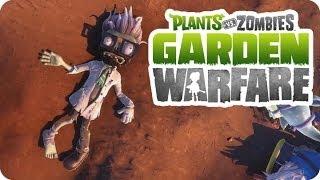 ¡Conquista el Cañon Cactus!   Plantas Vs Zombies Garden Warfare