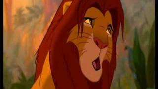 Simba Sings The Math Song