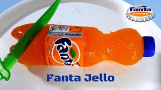 How to Make YUMMY Fanta Orange Jelly DIY Homemade Tasty Orange Soda Jello Recipe!
