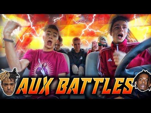 Xxx Mp4 CAR AUX BATTLES 🔥⚡️💥 Ft Ski Mask XXX Tentacion A AP Ferg 3gp Sex