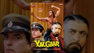 Yalgaar Full Movie - Sanjay Dutt Full Movies - Manisha Koirala - Feroz Khan - Hindi Full Movies