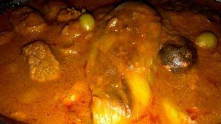 Easy Stew/Eggplant Stew/خورشت بادمجان