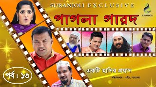 Pagla Garod (পাগলা গারদ ) - Epi 13 | Siddik | Humayra Himu | Shahin | Luton Taj | Bangla Eid Natok