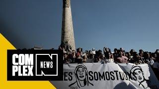 Mexican Rapper Dissolves 3 Students in Acid for Infamous Drug Cartel