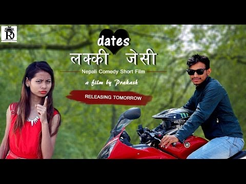 Xxx Mp4 Lucky Dates Jessy Latest Nepali Comedy Short Film Prakash 3gp Sex