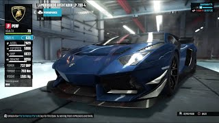 The Crew Customization Lamborghini Aventador + Test drive in the open world!