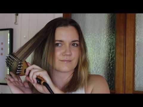 Loads of Lifestyle - DEMO - Remington Keratin & Argan Oil Straightening Brush