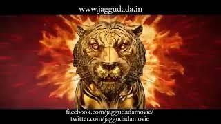 Jaggu Dada   First Look  7C Darshan Thoogudeepa  7C V Harikrishna  7C Raghavendra Hegd