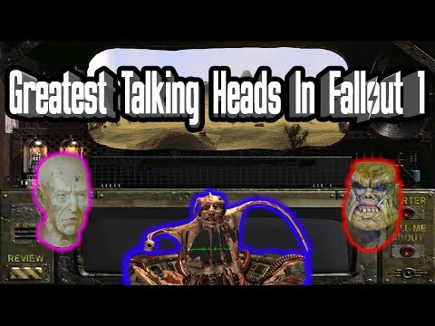 Xxx Mp4 Fallout Fives Greatest Talking Heads In Fallout 1 3gp Sex