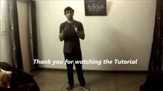 Dance Like Hrithik | Dhoom Again | Tutorial | Part 1/5 | MANIK