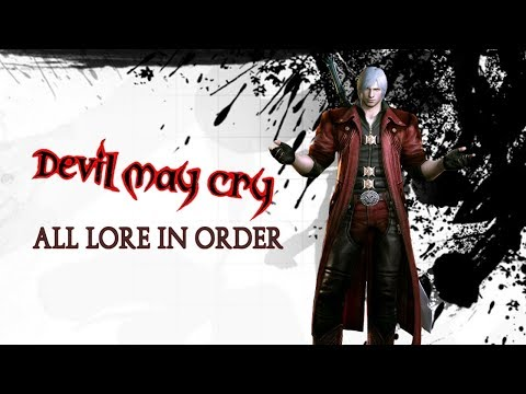 Xxx Mp4 The FULL Devil May Cry Story Lore In Order 3gp Sex