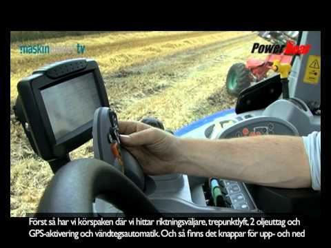 New Holland T6090.mp4