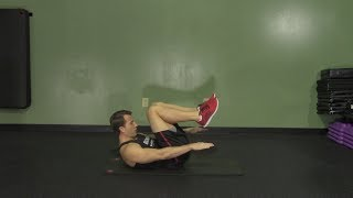 Get a Flat Stomach Workout in the Gym - HASfit Flatter Stomach Exercises - Stomach Exercise