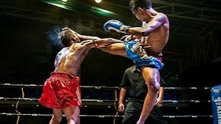 100 Muay Thai Knockouts