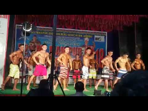 Xxx Mp4 MR MANIPUR KHAMBA 2018 MEN S PHYSIQUE 3gp Sex