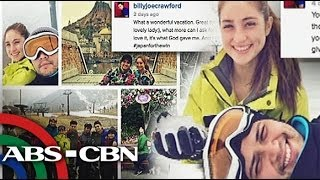 Photos of Billy and Coleen trending in Social Media