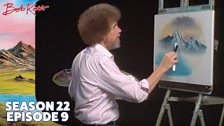 Bob Ross - Haven in the Valley (Season 22 Episode 9)