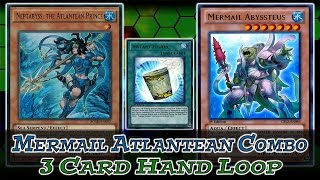 Mermail Combo Tutorials #1: 3 Card Hand Loop (January 2016)