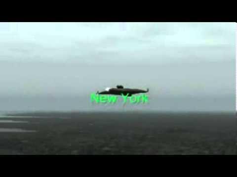 Diseñan un avión que gira en el aire para alcanzar velocidades supersónicas