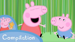 Peppa Pig Episodes - Spring compilation  Peppa Pig Official