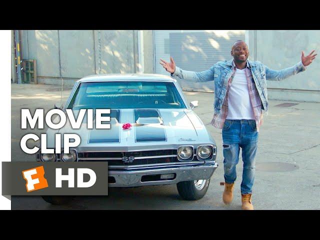 Traffik Movie Clip - John Give Brea the Car (2018) | Movieclips Coming Soon