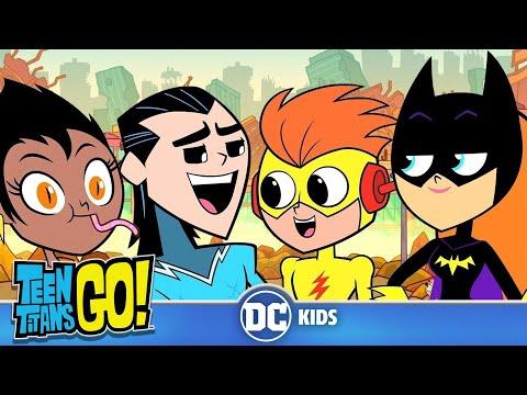 Xxx Mp4 Teen Titans Go Jump City Heroes DC Kids 3gp Sex