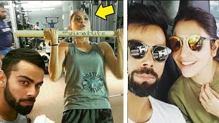 Virat Anushka's Gym Workout & Personal Life Videos With Indian Cricket Team In South Africa