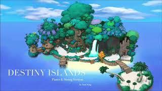 Destiny Islands (Piano & String Version) - Kingdom Hearts - by Sam Yung