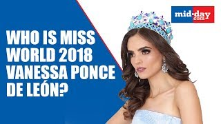 Everything you need to know about the newly crowned Miss World 2018