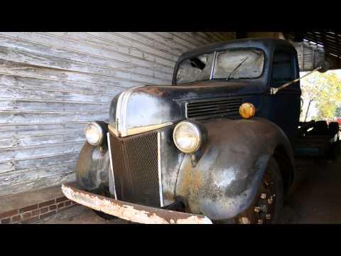 1941 Ford Pickup Truck at Old Corn Farm GA